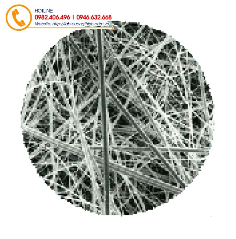 Glass fiber filter - Grade MG 550 HA