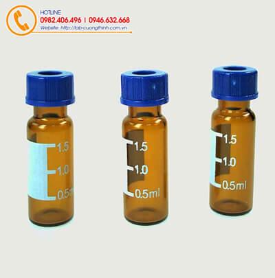 Lọ mẫu và nắp (1.5ml-2ml) 9-425