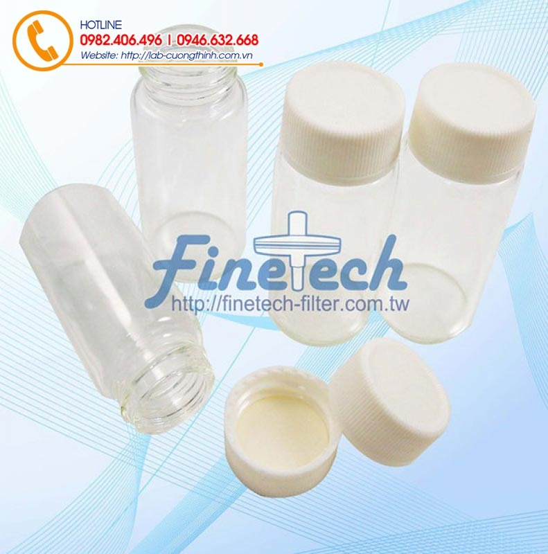 20ml Glass Scintillation Vials