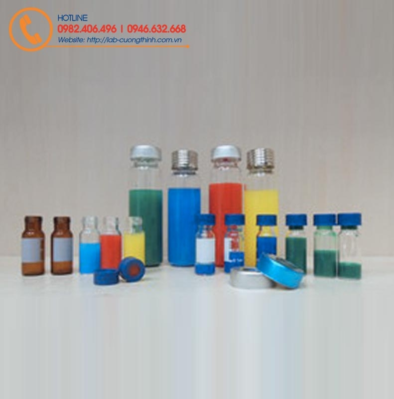 7-60mL Chemical Storage Vials