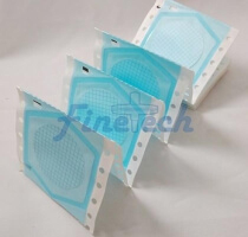 Màng lọc tiệt trùng MCE ( Có lưới sọc, đóng gói dạng liên tục )